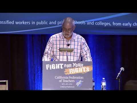 State of the Union 2018: President Joshua Pechthalt
